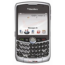 How to unlock Blackberry 8330 Curve