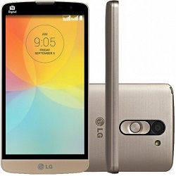 Unlocking by code LG L Prime