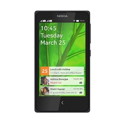 Unlocking by code Nokia X