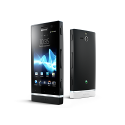 Unlocking by code Sony Xperia U