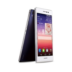 Unlocking by code  Huawei Ascend P7 Sapphire