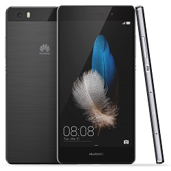 How to unlock  Huawei P8lite