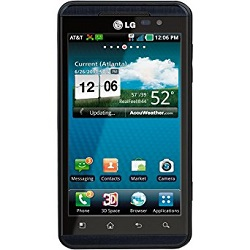 Unlocking by code LG Thrill 4G P925