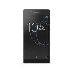 Unlocking by code Sony Xperia L1