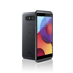 Unlocking by code LG Q8