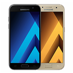Unlocking by code Galaxy A3 (2017)