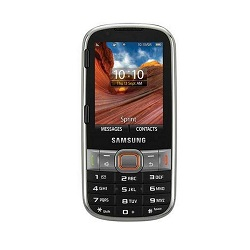 Unlocking by code Samsung Array M390