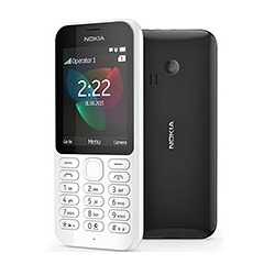 Unlocking by code Nokia 222 Dual Sim