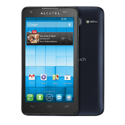 Unlocking by code Alcatel SNAP LTE