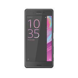 Unlocking by code Unlock Xperia X Performance