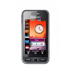 Unlocking by code Samsung GT-S5230