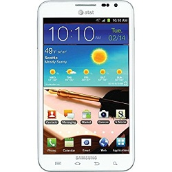 Unlocking by code Galaxy Note SGH i717