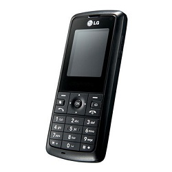 Unlocking by code LG KU250