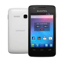 Unlocking by code Alcatel OT-4030E