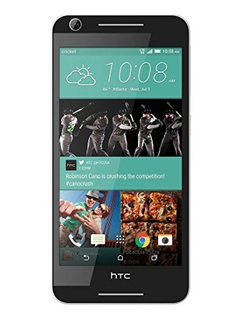 HTC Desire 625 -   Cricket