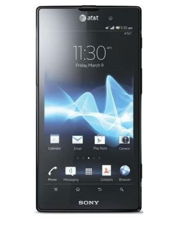 Unlocking by code Sony Xperia ION LT28at