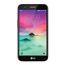 Unlocking by code LG K20