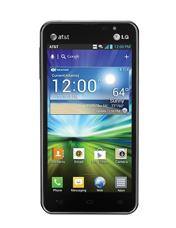 Unlocking by code LG Escape P870