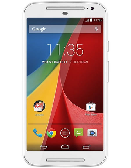 How to unlock Motorola Moto G LTE