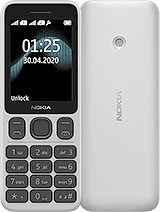 Unlock phone Nokia 125
