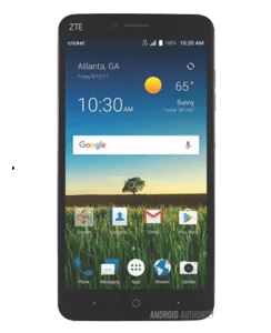 ZTE Blade X Max Z983 - Cricket Wireless