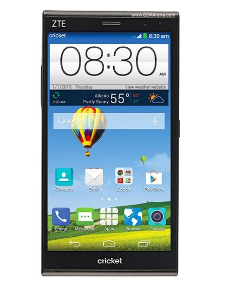 ZTE Grand X Max+ Z987 -  Cricket Wireless Unlock Code